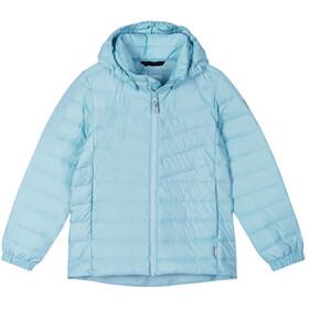 Reima Fern Down Jacket Youth, azul